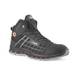 Chaussures de sécurité JALREI SAS cuir noir - JNU29