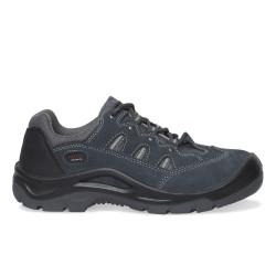 Chaussures de sécurité LAGUNA velours/toile - 9890
