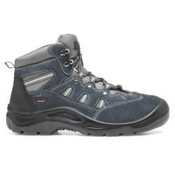 Chaussures de sécurité LAVANA velours/toile - 9890