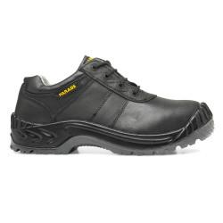 Chaussures de sécurité NIKOLA cuir noir - 2844