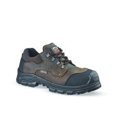 Chaussures de sécurité JALOAK SAS cuir marron - JJE40