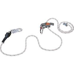 Tendeur de longe avec corde et mousqueton - EX030400