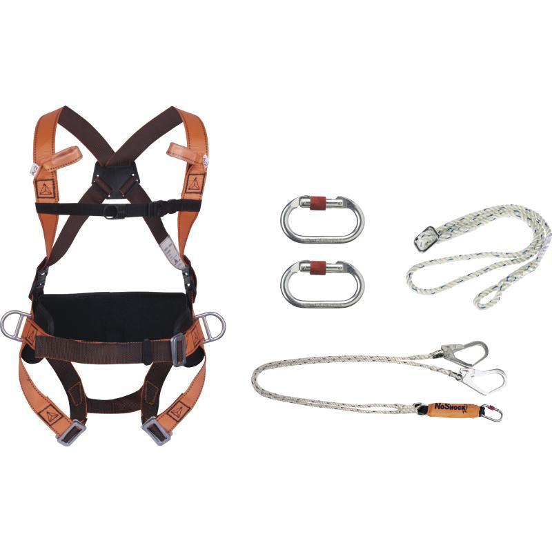 Kit antichute 2 points positionning & scaffolding - ELARA320