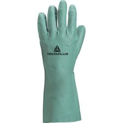 Gant nitrile NITREX bleu - VE802