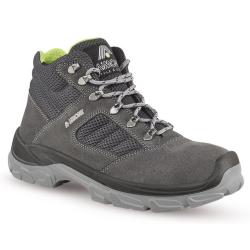 Chaussures de sécurité RAVEN cuir velours - DYC03
