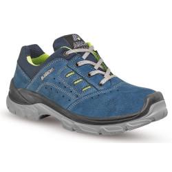 Chaussures de sécurité MANTIS cuir velours - DYC18