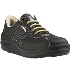 Chaussures de sécurité JALCAMPO SAS cuir noir - J0286