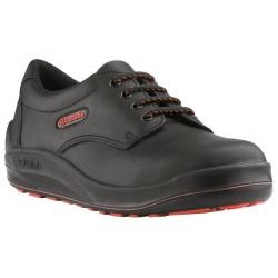 Chaussures de sécurité JALSCAND SAS cuir noire - J0248