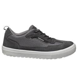 Chaussures de sécurité VISTA croûte de cuir grise - 7850