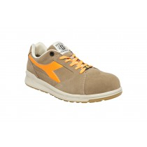CHAUSSURES DE SECURITE D-JUMP LOW PRO  S3 BEIGE/ORANGE DIADORA UTILITY
