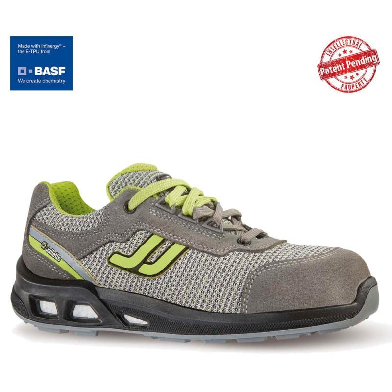 Chaussures de sécurité FEMME CHLOE gris - JYJY213