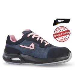 Chaussures de sécurité FEMME AMY bleues - IAIA214