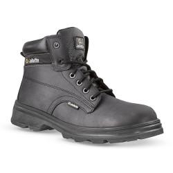 Chaussures de sécurité JALEREC SAS cuir noir - JMJ07
