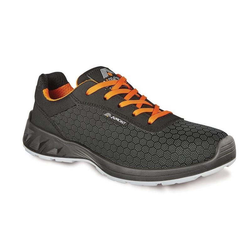 Chaussures de sécurité noires basses HAVOC - DM20184