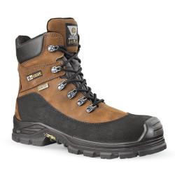 Chaussures de sécurité JALACER SAS marron/noir - JJE23
