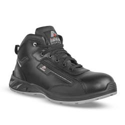 Chaussures de sécurité LIBERATOR NEW cuir noir - 7NT24