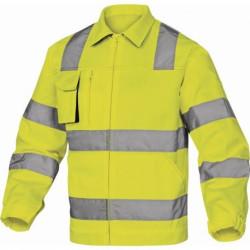 Veste WORKWEAR M2VHV haute visibilité jaune fluo