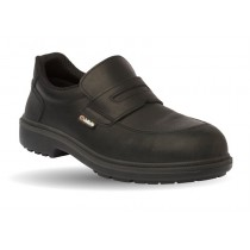 Chaussures de sécurité JALACCOLON SAS cuir noir - JMI02