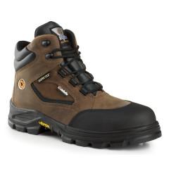 Chaussures de sécurité JALROCHE SAS marron /noir - JJV01