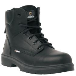 Chaussures de sécurité JALGERAINT SAS cuir noir - JMJ06