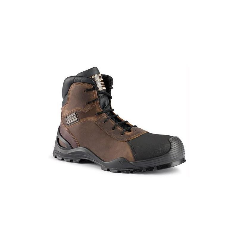 Chaussures de sécurité EGIS marron - 7AX66
