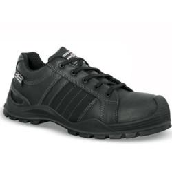 Chaussures de sécurité RIXOR cuir noir - 7AX41