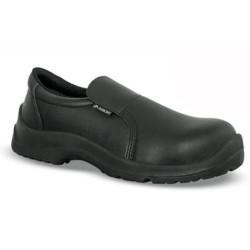 Chaussure de sécurité HOMME/FEMME ASTER noir - 7GR06