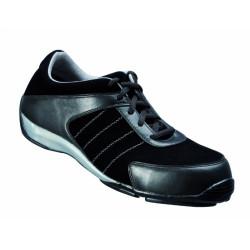 Chaussures de sécurité femme basses cuir BACOU TPT HARMONY BLACK - 6203005