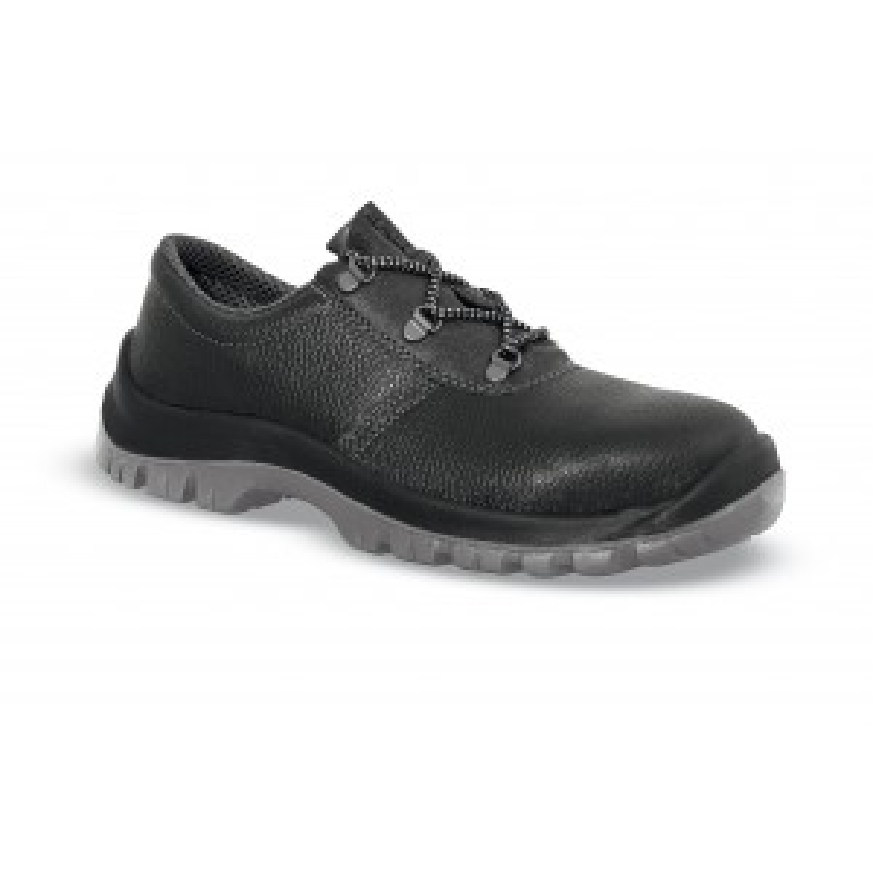 Chaussures de sécurité NAPOLI cuir noir - 72503