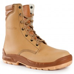 Chaussures de sécurité JALOSBERN WINTER STEEL SAS cuir marron - JJB22