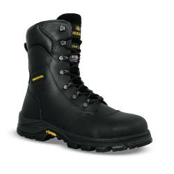 Chaussures de sécurité FORERUNNER cuir noir - 7TR02
