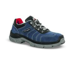Chaussures de sécurité ARCO cuir velour bleu - 54610