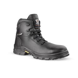 Chaussures de sécurité JALTERRE METAL FREE SAS cuir noir - JJV45