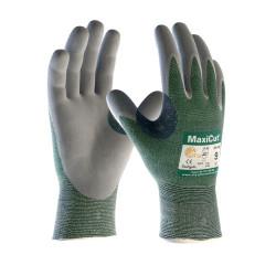 Gant anti-coupure MaxiCut gris/vert - 34-450