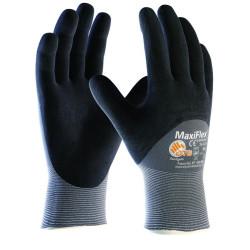 Gant ATG MaxiFlex ULTIMATE gris/noir - 34-875