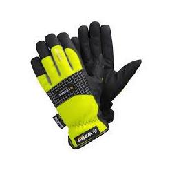 Gant TEGERA noir/jaune - 9128