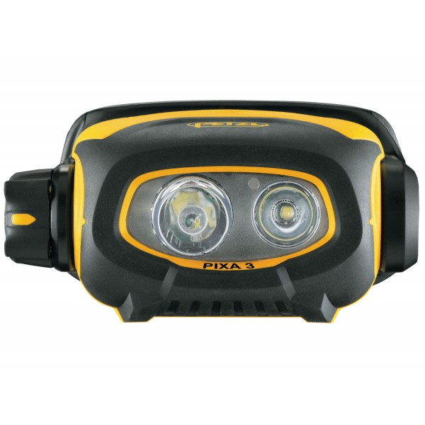 lampe frontale pixa 3 led petzl e78chb securenzia. Black Bedroom Furniture Sets. Home Design Ideas