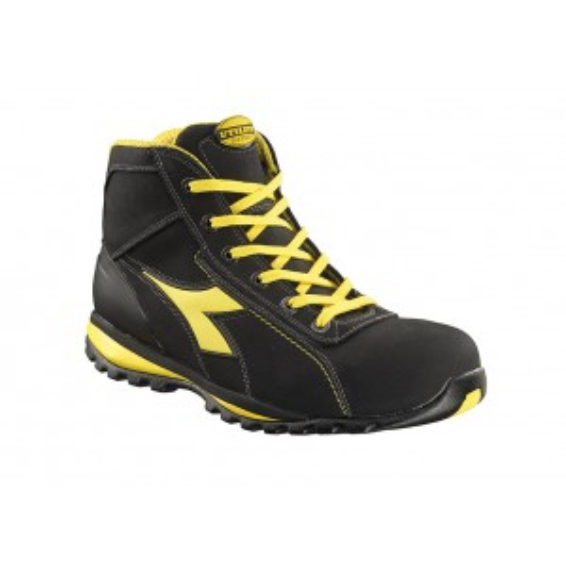 Chaussures de sécurité ACTIVE HI GLOVE II noire/jaune - 701.170234