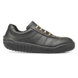Chaussures de sécurité JOSIO cuir noir PARADE - 6804