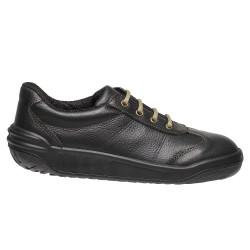 Chaussures de sécurité JOSIA cuir noir PARADE - 6804