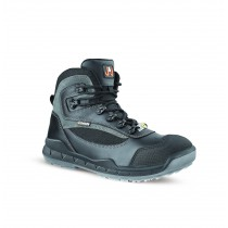 Chaussures de sécurité JALCELEST SAS ESD cuir noir - JEJ12